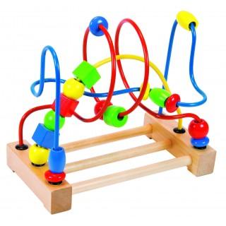 joc de indemanare cu spirale si forme
